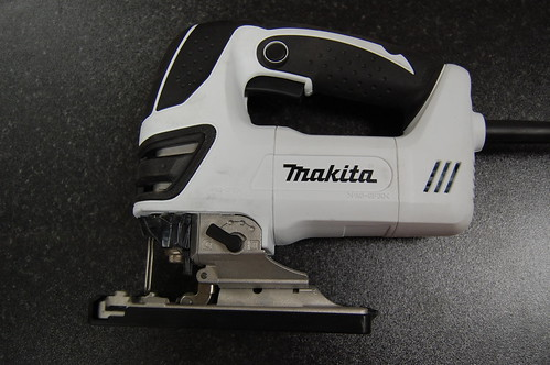 Makita 4350FCT Jigsaw | by toolstop