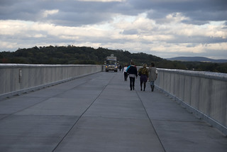 Walkway over the Hudson   by Katy Silberger