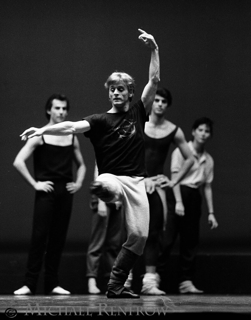 Mikhail Baryshnikov | A fan asked if I would post a couple m… | Flickr