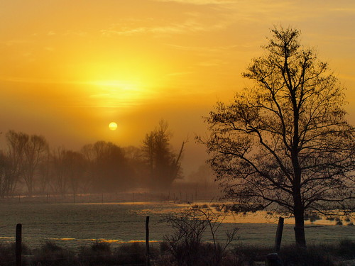 sunrise is beginning | by hlh 1960