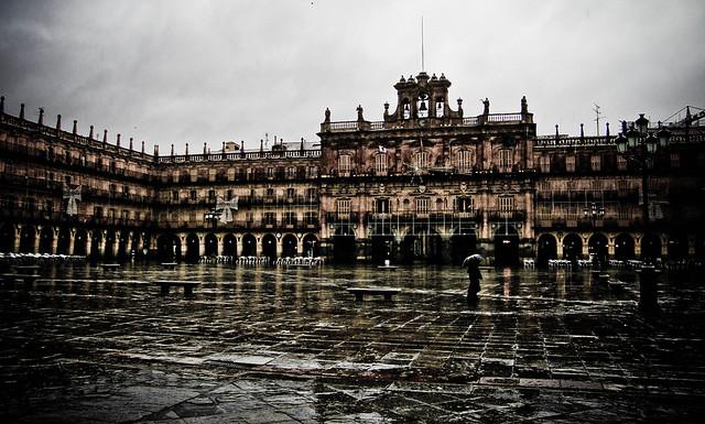 Soledad lluviosa