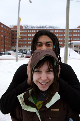 Sam and Jordan