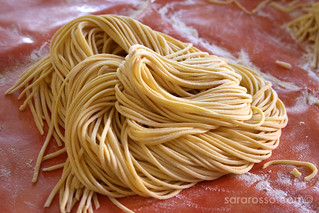 Fresh Homemade Spaghetti Pasta Resting | by MsAdventuresinItaly