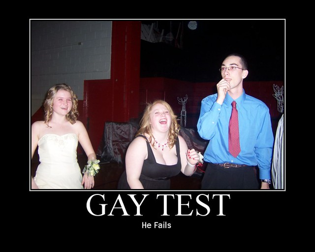 Pictures with i am test gay Can we