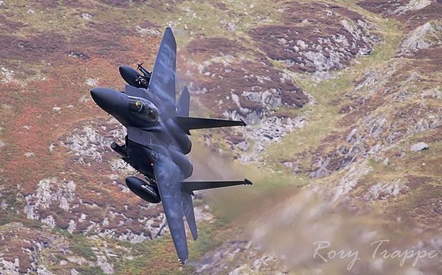 F15 at Corris