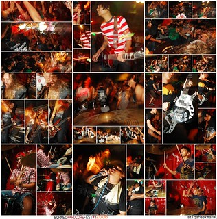 BORNEO HARDCORE FEST #1 2008