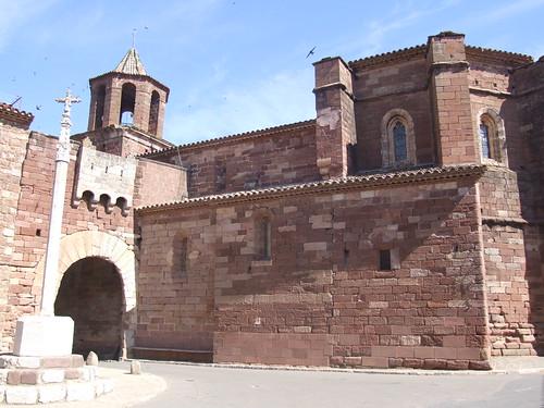 Prades - Església de Santa Maria la Major
