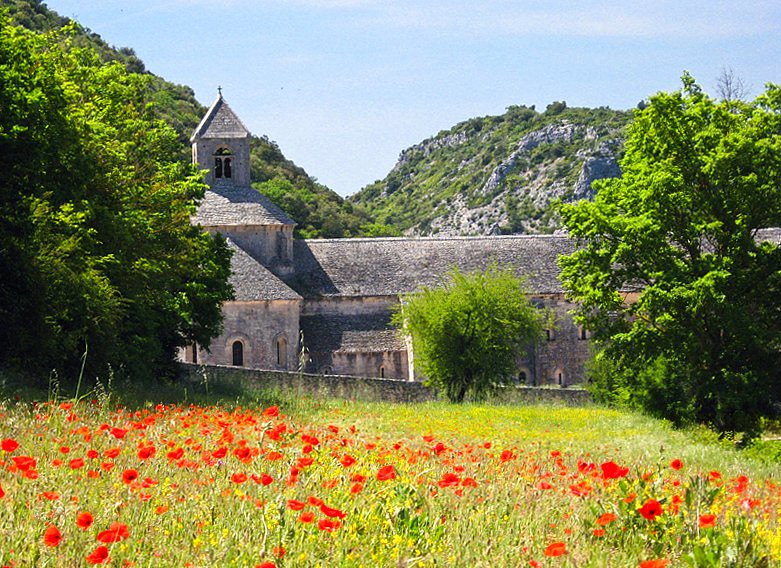 Senanque Abbey, Provence by ScenicScapes