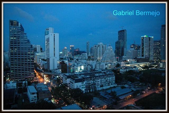 Silom Road - Bangkok