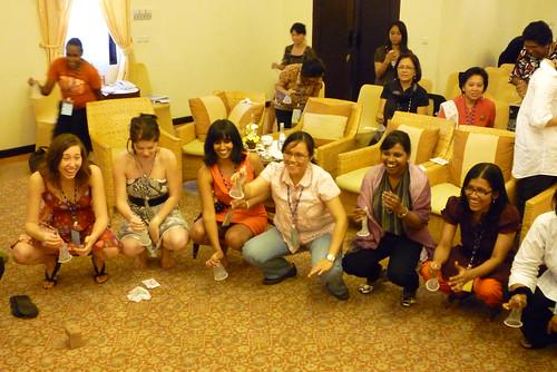 YWCAs Asia-Pacific RTI 2009