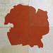 orientare, 2009 tecnica mista su cartone cm. 144x137