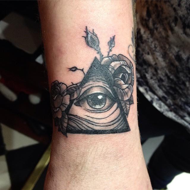 Illuminati Tattoo Best Tattoo Ideas