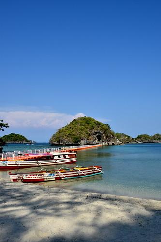 beach philippines hundredislands governorisland