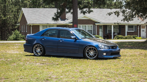 IS300 Side Angle | by gold94corolla