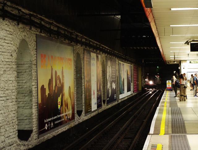 RD11133.  Waterloo & City Line.