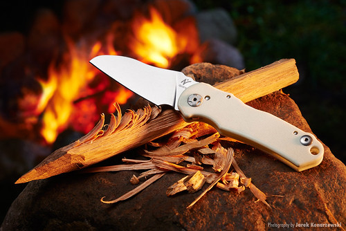 nilte Quiete folding knife