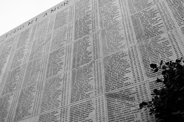 Santiago de Chile Memoria 2