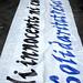 21_01_2017 Manifestación en solidaridad con las presas acusadas de expropiar bancos en bancos de Alemania