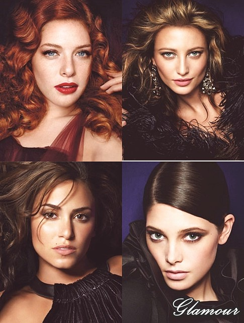 Ashley Greene, Rachelle LeFevre, Nikki Reed and Noot Seear