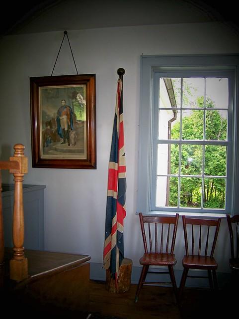 Union Jack; Prince Albert