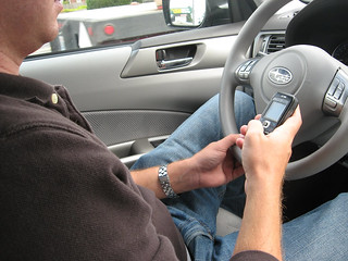 Texting while driving | by mrJasonWeaver