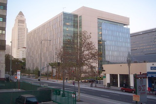 New LAPD HQ   by jojomelons