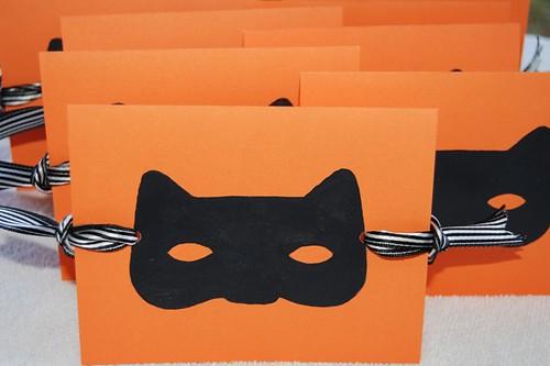 Craft:Along Halloween Cards