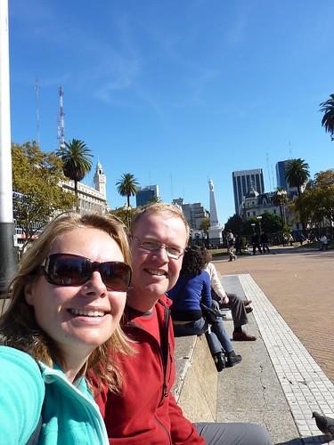Buenos Aires - Playa de Mayo