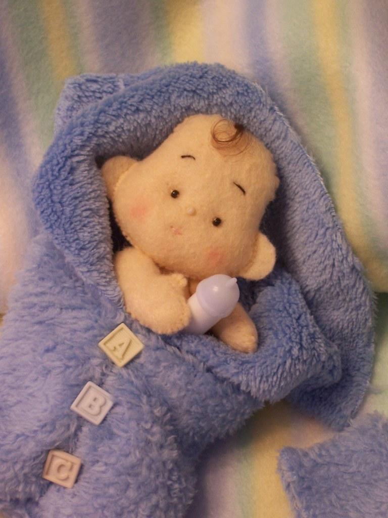 Belly Button Bundles-Baby Boy | Isn't he cute all snuggly wa