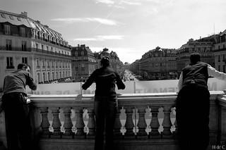 La Marche Blanche ~ Opéra de Paris | by h de c