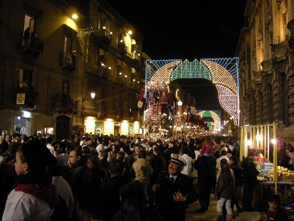 feast of saint agatha