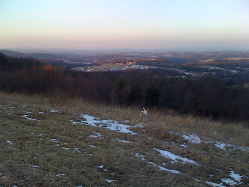 sunset virginia february 2008 fancygap beamersknob