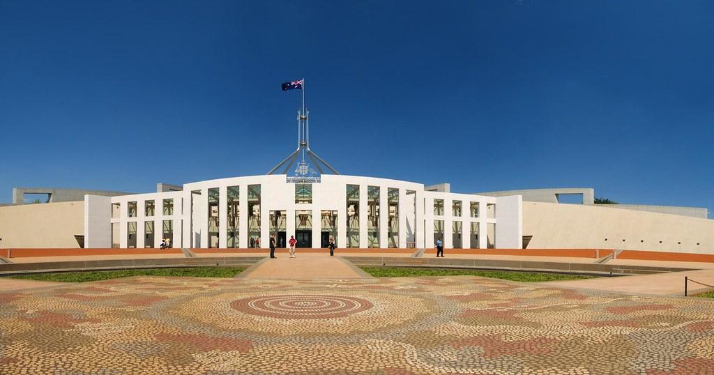 Australian Parliament House | Long Zheng | Flickr