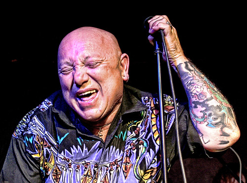 """Angry Anderson """"Rose Tattoo"""""""