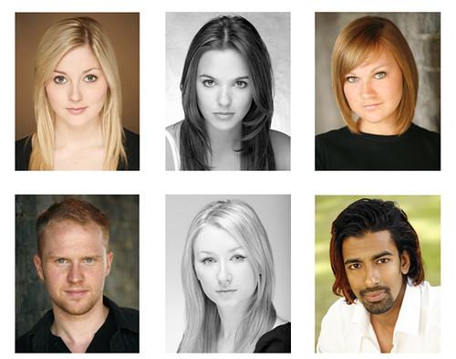 Actors Headshots © Nick Gregan 2010