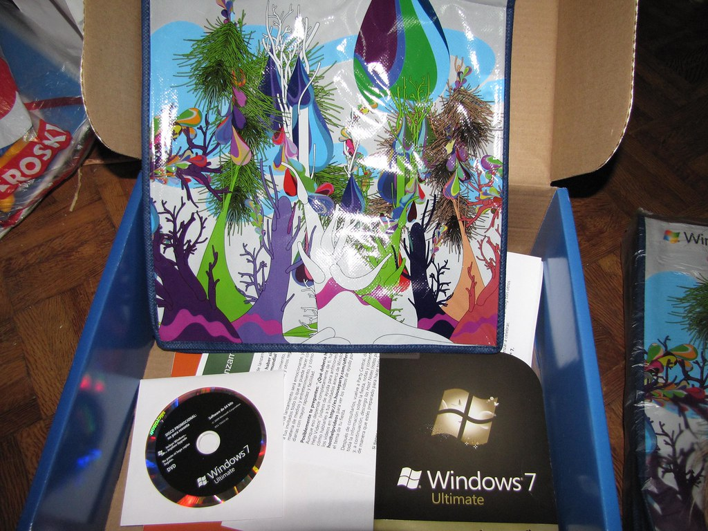 Paquete Promocional Windows 7
