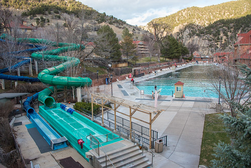 Waterslide at Glenwood Hot Springs | by Snap Man