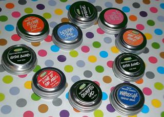 my lush tins | by lindz graham