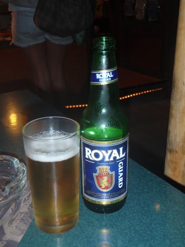 Royal Guard, Chile