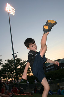 i like to kick | by woodleywonderworks