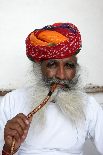 Man in Jodhpur