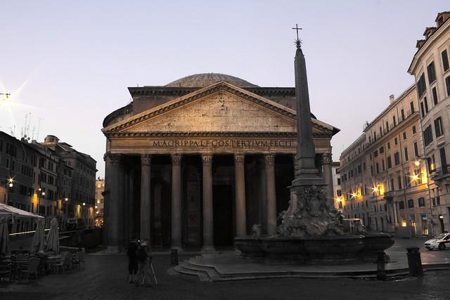 Pantheon #1
