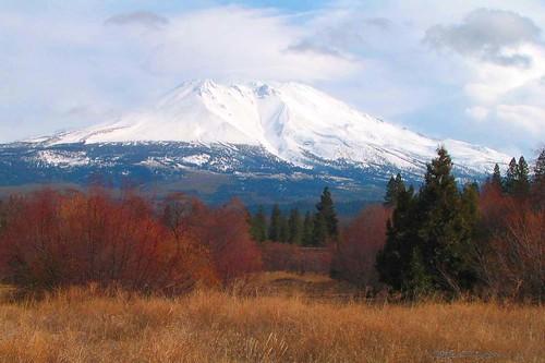 Mt. Shasta   From Weed, CA   Tom Hilton   Flickr