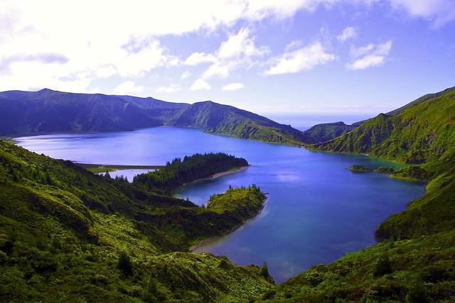 Lagoa Do Fogo - São Miguel - Açores - 5850