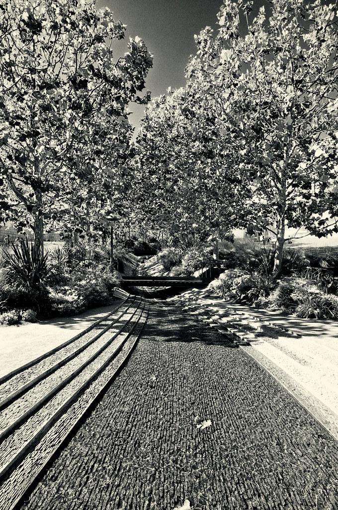 Little bridge by Brittan McGinnis