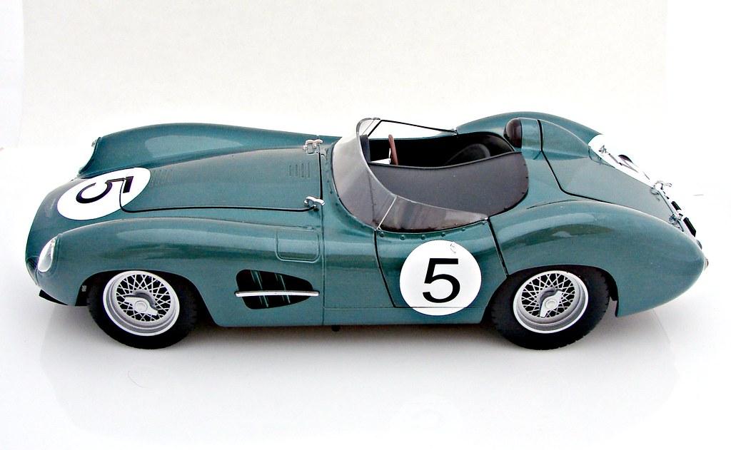 Aston Martin Dbr1 Winner 1959 Le Mans Drivers Carroll S Flickr