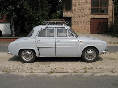 Renault Dauphine 1965 | by willemsknol