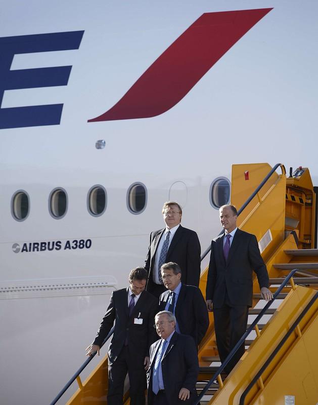 Livraison A380 Air France (1)
