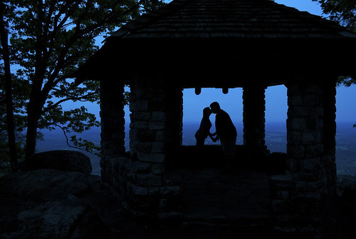 longexposure sunset love romance gazebo