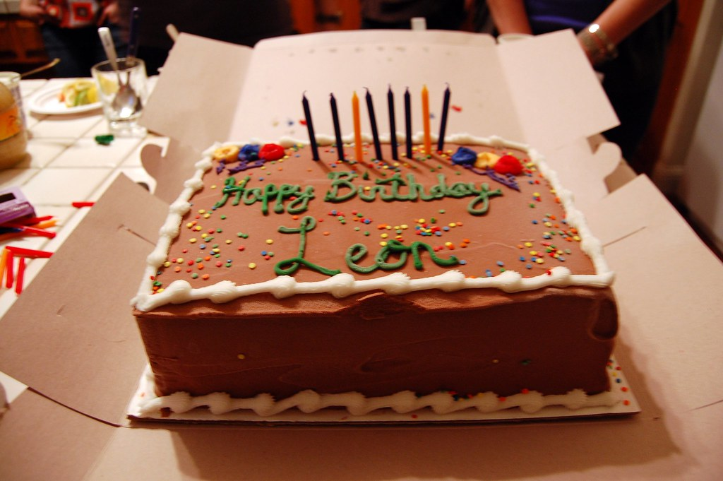 Leon happy birthday Happy birthday,
